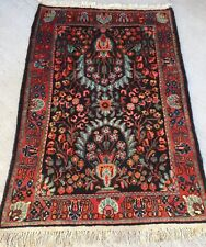 Tapis Persan Antik Irann 155x110cm Tappeto Alfombra  AltTeppich Old carpet  Rugs