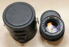 Mamiya Sekor E 50 mm F 2 Lens mount ZE