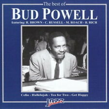Bud Powell The Best of (Celia, Alleluia, Tea for Two) Jazz Forever 2001 CD