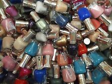 50 ASSORTED SALLY HANSEN COLOR THERAPY NAIL POLISH WITH ARGAN OIL - EL 2856