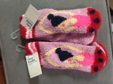 New Old Navy 2 pair Kids Cozy Socks Ballerina NWT