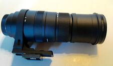 SIGMA DG 150-500mm F/5-6.3 HSM APO OS DG RF SLD Lens for Canon Telephoto Zoom