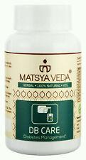 Natural Herbal Anti Diabetic Supplement (for managing Blood Sugar) - DB Care