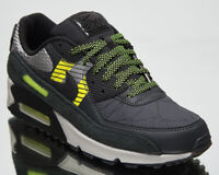 Nike Air Max 90 3M Men's Anthracite Volt Athletic Casual Lifestyle Sneakers Shoe