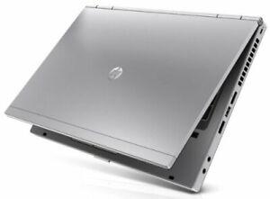 HP EliteBook 8460p Laptop: *Intel i5-2520M 3.20Ghz *8GB*128SSD *Win10*Office2019