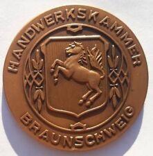 Braunschweig Handwerkskammer für Treue Mitarbeit im Handwerk, antique medal box