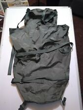 Tennier Military Compression Stuff Sack Large For Modular Sleep System - Green