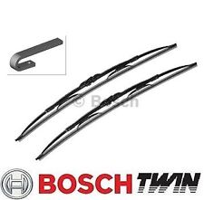 2X SPAZZOLE TERGI BOSCH 3397118402 TWIN 531 530mm 450mm HONDA CIVIC SEDAN