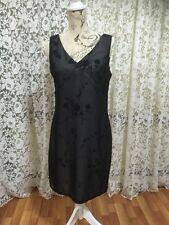 Womens Black Crossroads Dress SIZE, 12
