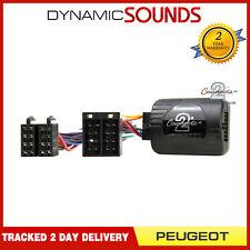 Sony - Adattatore per Volante per Peugeot 206 307 406