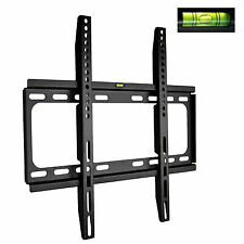 Starre TV Wandhalterung Flach Starr Fernseher Wandhalter LCD 26 - 55 Zoll LED
