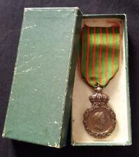 Médaille de Saint Hélène 1857 Napoléon Empire French Saint Helena Medal Napoleon