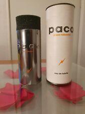 VINTAGE PACO RABANNE ENERGY EAU DE TOILETTE 100 ml SPRAY.