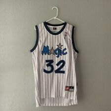 NEW Shaquille O'Neal #32 Orlando Magic Jersey STITCHED