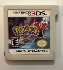 NINTENDO 3DS POKEMON Y GAME ONLY FREE WORLD WIDE SHIPPING BUY IT NOW GO