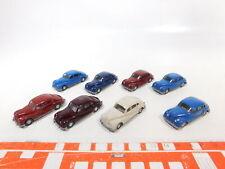 CA457-0,5# 8x Wiking 1:87/H0 Oldtimer/Auto/Automobil BMW 501, sehr gut
