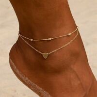 Anklets Foot Jewelry Leg New Anklets On Foot Ankle Bracelets For Women Leg Chain