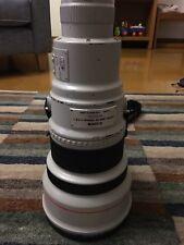 Canon EF 400 mm F2.8 L EF USM Lens
