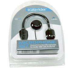 Scala Sitz Mikrofon Satz Hybrid & VERKABELTES für G9x Audio Satz