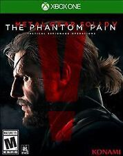 Metal Gear Solid V: The Phantom Pain (Microsoft Xbox One, 2015) {57579}