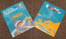 More details for england v germany round of 16 euro 2020 tournament programme - london version!!!