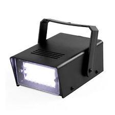 Mini DJ Strobe Light Flash White 24 LED Bulb Stage Lighting Club Party Disco