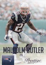 Malcolm Butler 2015 Panini Prestige Football Trading Card, #7