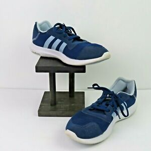 Adidas Men's Cloudfoam Ortholite Running Shoes Blue PWI 001001 Sz 9.5