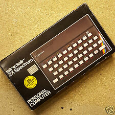 Sinclair ZX Spectrum Personal Computer 48k Ram