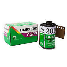 FUJICOLOR C200 135 36 CHEAPEST Film analog photography