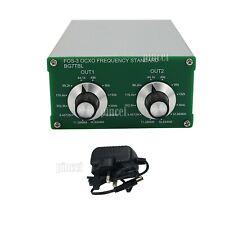 Ocxo Frequency Standard 441k 48k Word Clock Cw Fexternal Rubidium Clock Fos 3