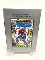 The Avengers Volume 19 Collects #189-202 Marvel Masterworks HC Hard Cover Sealed