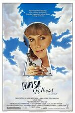 PEGGY SUE GOT MARRIED (1986) ORIGINAL MOVIE POSTER  -  ROLLED