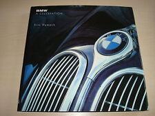 BMW A CELEBRATION BY ERIC DYMOCK - DATED 1990 1st EDITION HARDBACK