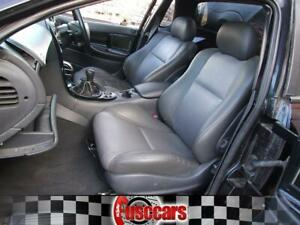Holden Commodore VT VX VY VZ HSV SS Ute Grey Leather Seats