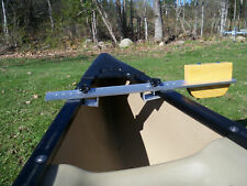 Canoe Motor Mount (Aluminum) - Maine Made