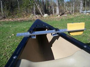 Canoe Motor Mount (Aluminum) - Maine Made