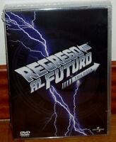 TRILOGIA REGRESO AL FUTURO PACK 3 DVD PRECINTADO NUEVO FANTASTICO (SIN ABRIR) R2