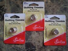 Sew Easy Metal Thimble - large