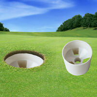 Plastic Backyard Practice Golf Hole Pole Cup Flag Stick Support Hot Golfing