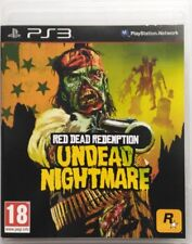 Gioco PS3 Red Dead Redemption Undead Nightmare - Rockstar Games Playstation 3