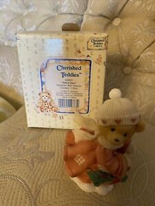 CHERISHED TEDDIES 533777 SHIRLEY 'These are the best kind of days' - Christmas