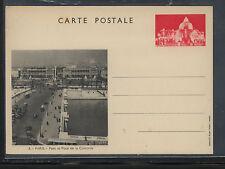 France  postal  card  90 cent  unused              KL0525