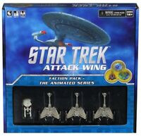 Star Trek - Attack Wing The Animated Series Faction Pack-WZK73293-WIZKIDS GAMES