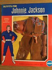 VINTAGE 1970s abiti per Johnnie Jackson avventura EROI WESTERN