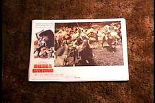 SIEGE OF THE SAXONS 1963 LOBBY CARD #2 SWORD & SANDAL