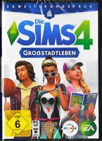 Die Sims 4 Großstadtleben (Code in a Box) Addon PC - Deutsche Version Neu & OVP