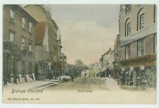 Bishops Stortford, North Street Wrench Postcard, B970