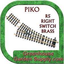 PIKO 35223 Manual Switch Right R5  G Scale Compatible w/LGB, Aristocraft, USA