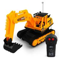 Toys for Boys Truck Toy Kids Engineering Cars Remote Control Excavator Baby Toys